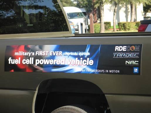 Hydrogen Car Show