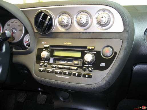 RSX stereo upgrade