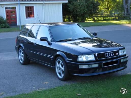 My Audi S2 avant