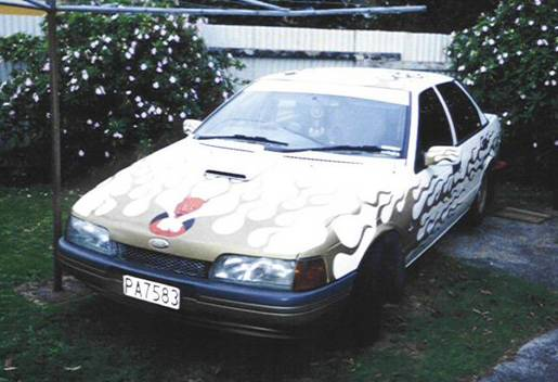 Old pic of Kiwi Ford