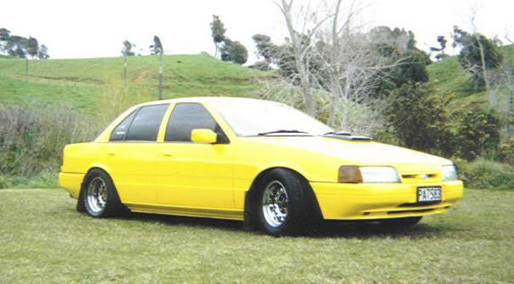 Kiwi Ford