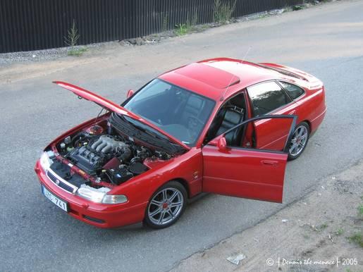 Mazda 626 2.5i V6