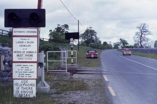 Irish Level-Crossing