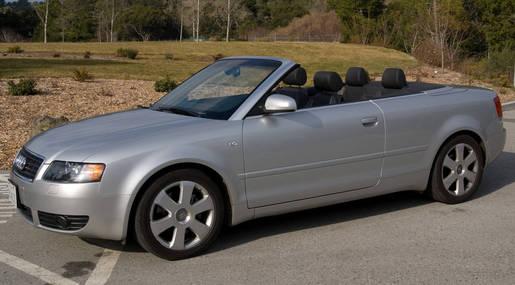2006 Audi A4 Quattro Cabriolet