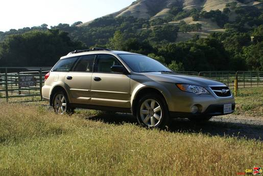 2008 Subaru Outback
