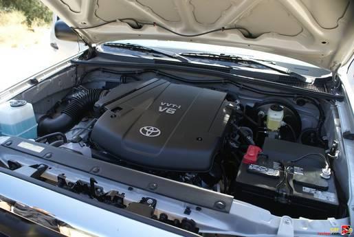 2007 Toyota Tacoma SR5