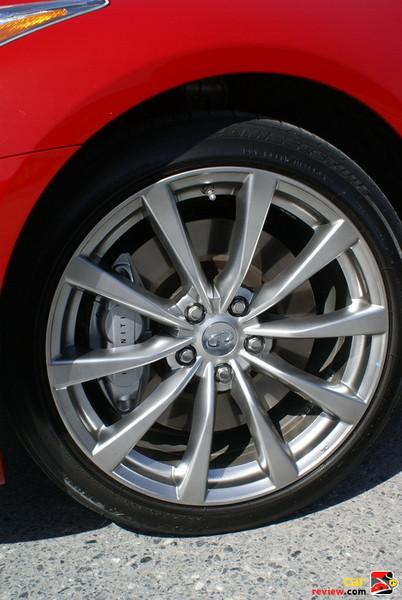 Aluminum-Alloy Wheels