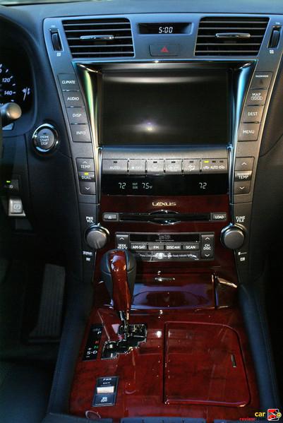 2007 Lexus LS 460 L