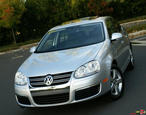 2008 Volkswagen Jetta 2.5 SE