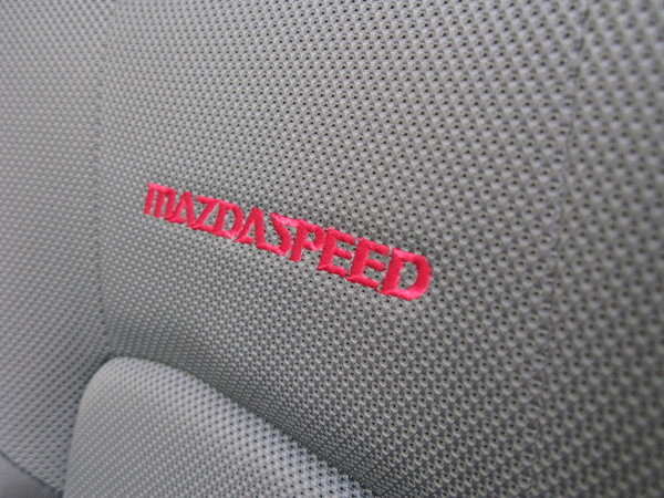 Mazdaspeed 3 interior