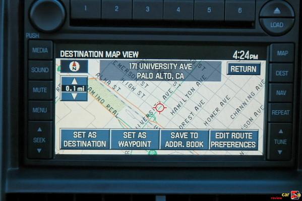 destination map view
