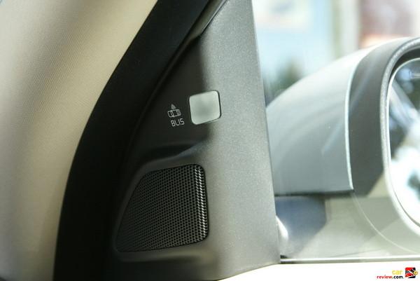 BLIS - Blind-spot Information System