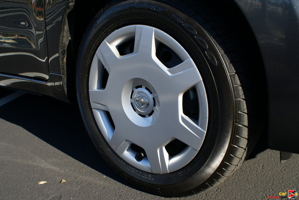 195/60R-16 wheels and tires