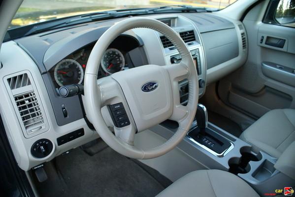 Steering wheel...