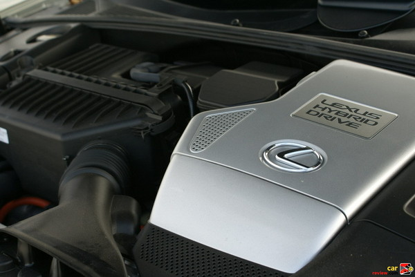 3.3L V6 hybrid engine