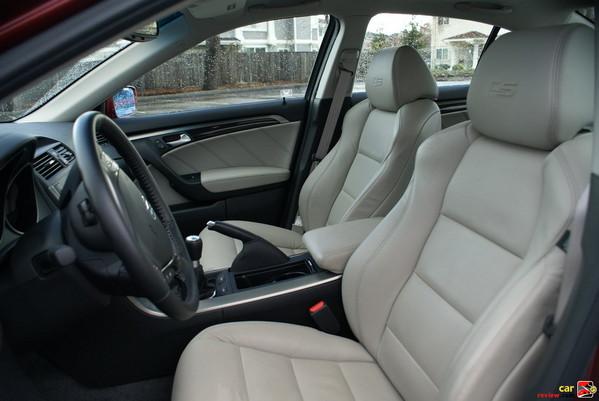Type S seats