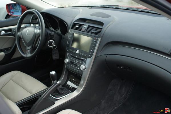 Type-S interior