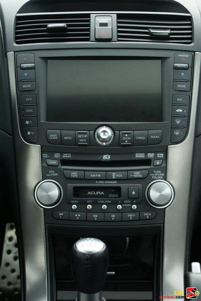 center panel display