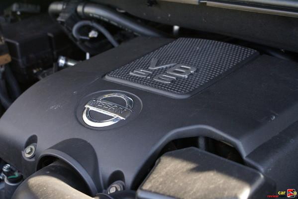 5.6L V8 engine