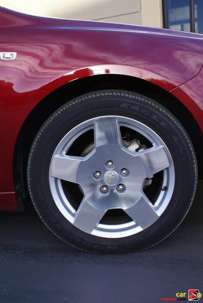 """18"""" Bright Aluminum Wheels"""