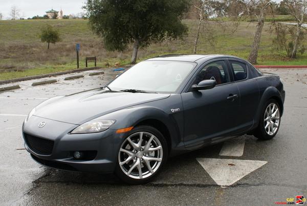 2008 Mazda RX-8