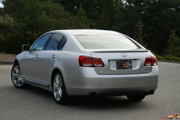 2008 Lexus GS 450h