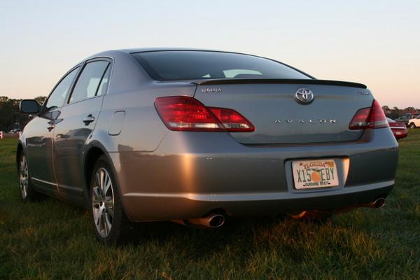 2008 Toyota Avalon Touring