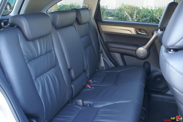 comfortable back seats