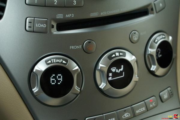 Dual-zone automatic climate control system