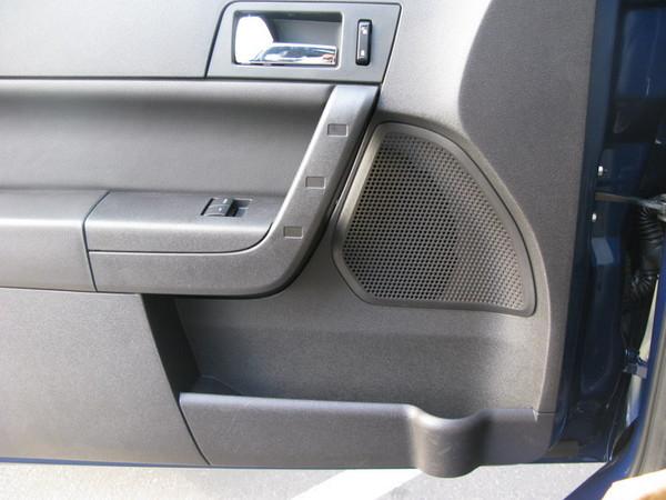 Ford Focus driver door