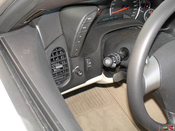 convertible roof switch
