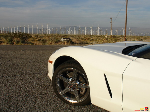 5-spoke chrome wheels