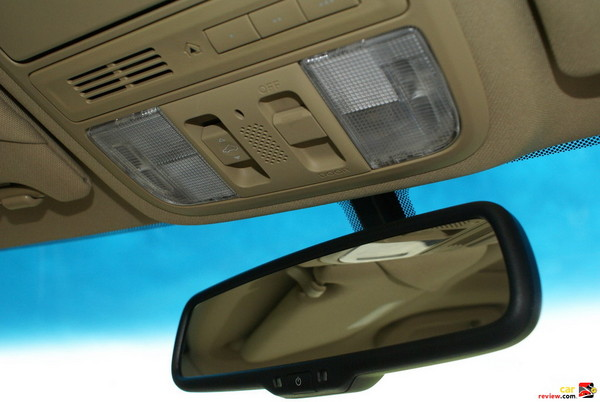 Automatic Dimming Rearview Mirror