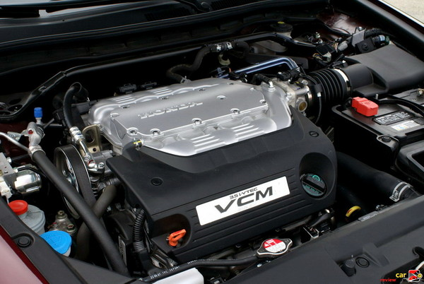268 hp 3.5L V6 engine