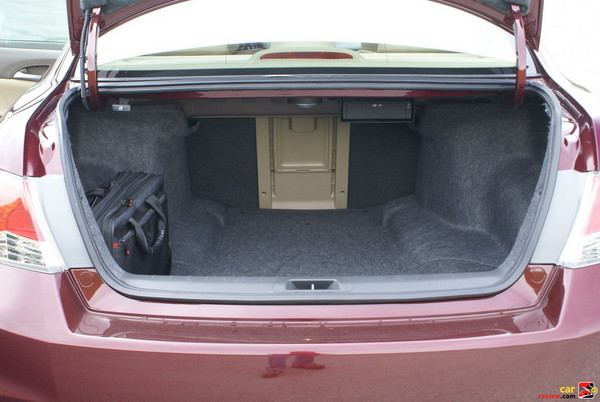 14 cubic feet of cargo area