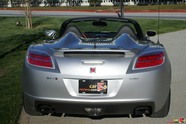 turbo cat-back exhaust system