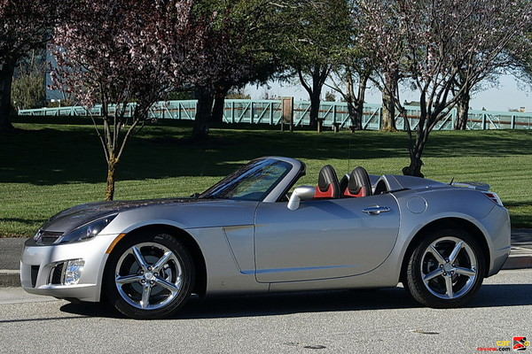 2008 Saturn Sky Red Line Roadster