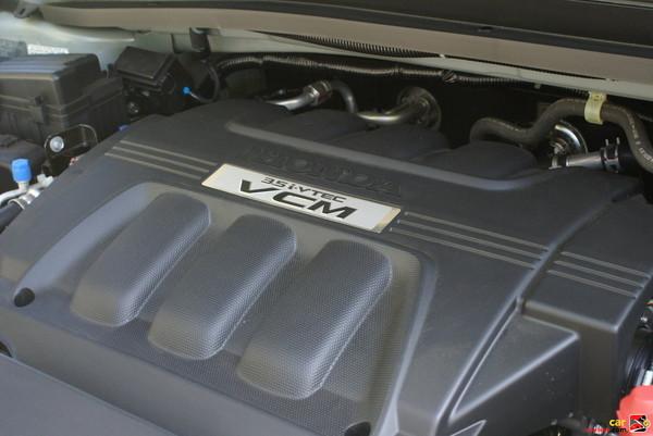 3.5L V6, 24 valve, 241 hp