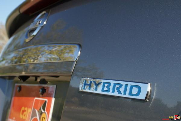 2007 Nissan Altima Hybrid System