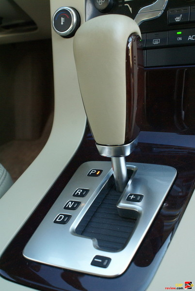 6-Speed ''Geartronic'' Automatic Transmission