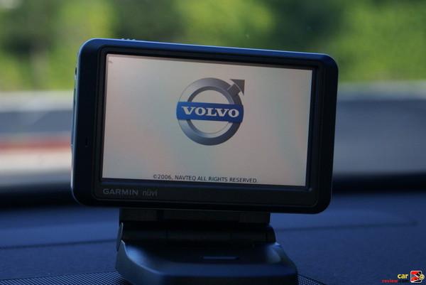 Volvo/Garmin Navigation System