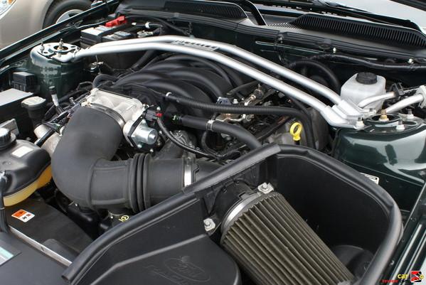 315 hp 4.6L V8
