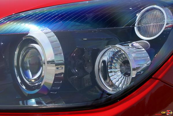 projector beam headlamps