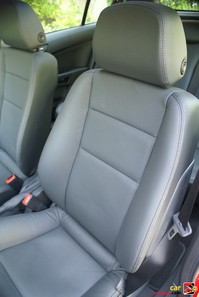 easy entry front sport seats