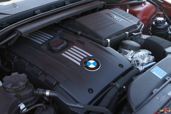 300 hp turbocharged I6 engine
