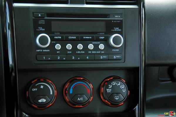 270-Watt AM/FM/CD Audio System