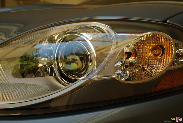 Adaptive Bi-Xenon High Intensity Discharge Headlights With Automatic Leveli