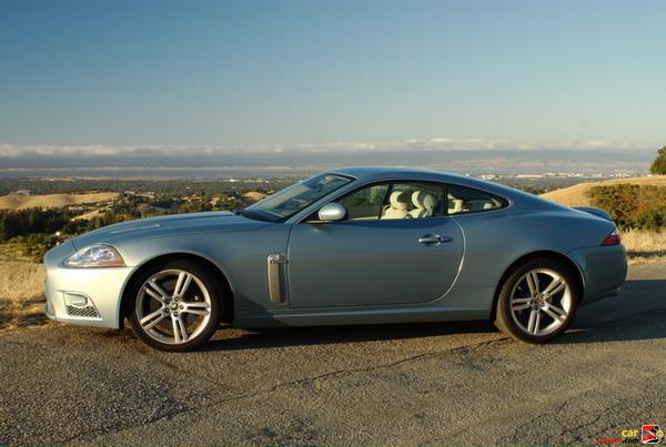 2008 Jaguar XKR Coupe