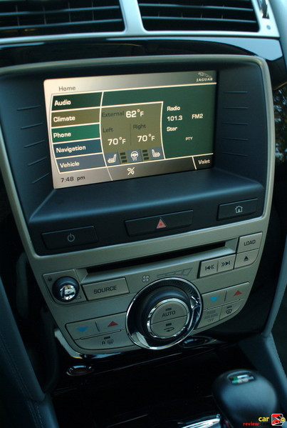 DENSO DVD Navigation Aid With 7-In. Touch Screen