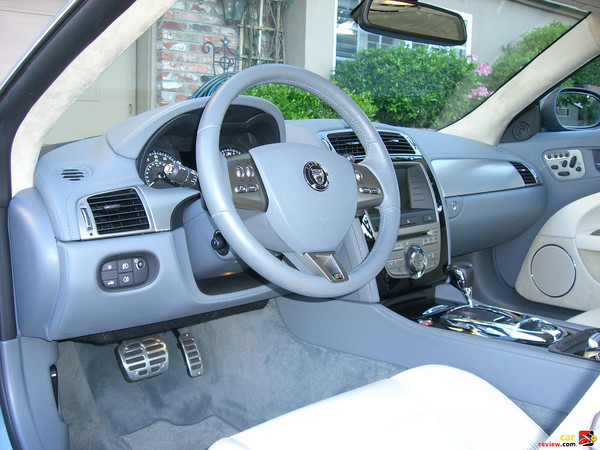 Steering Wheel and Conrols